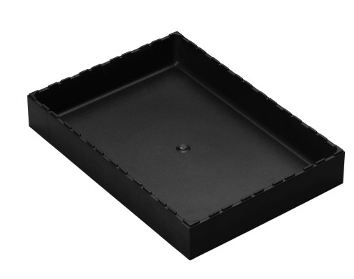 Kunststoff Box aus ABS - Raster 10 x 14