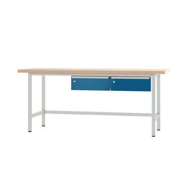 Schubladen für Werktisch Typ 31-WT (mitte, rechts)