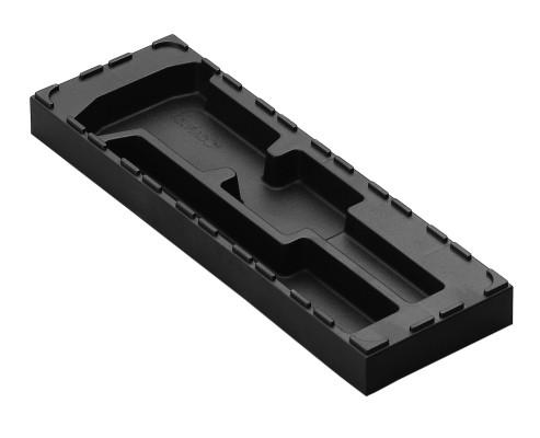 Kunststoff Box aus ABS - Raster 4 x 12