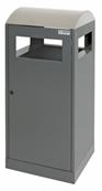 Sortsystem A³-40-ES, Abfallsammler für Außen