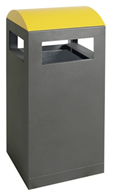 Sortsystem A³-90-FB, Abfallsammler für Außen