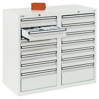 Schubladenschrank Serie ST 410-2