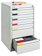 Schubladenschrank MovaFlex-1