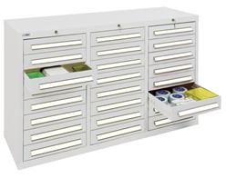 Schubladenschrank Serie ST 410-3