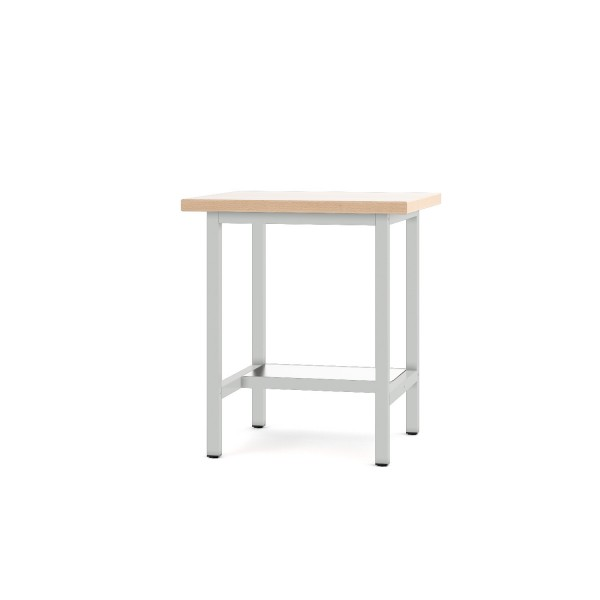 Werktisch Typ 11 WT 1/2 Ablageboden