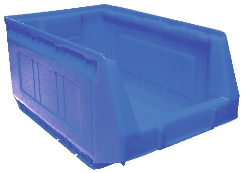 Lagersichtkasten blau