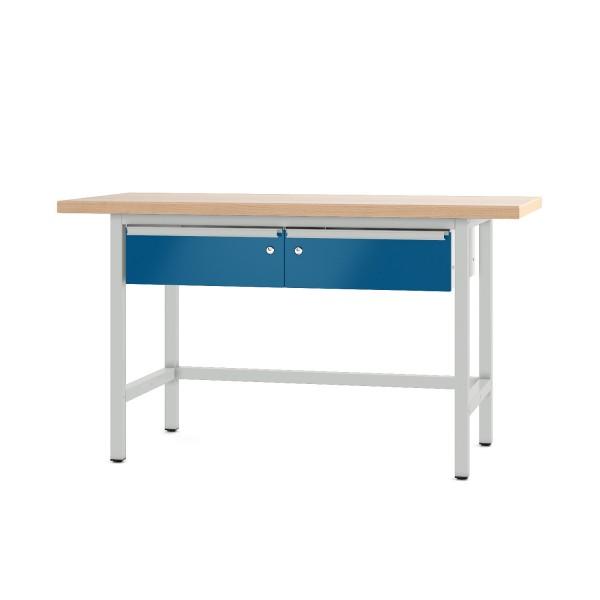 Schubladen für Werktisch Typ 21 WT (links, rechts)