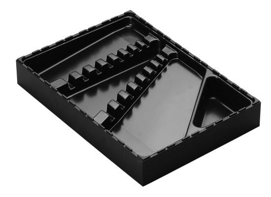 Kunststoff Box aus ABS - Raster 14 x 10