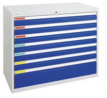 Schubladenschrank MovaFlex-2plus