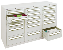 Schubladenschrank Serie ST 420-3 plus
