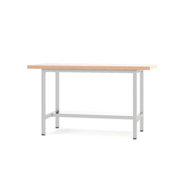 Werktisch Typ 21 WT 1/2 Ablageboden