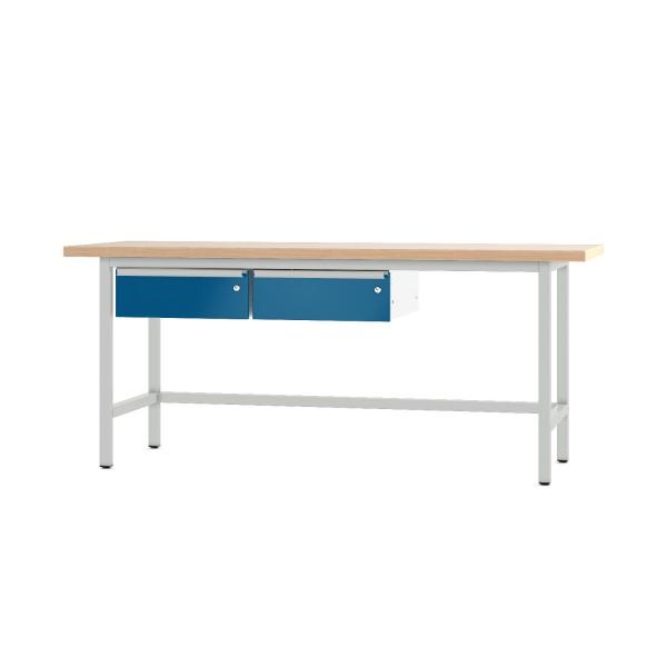 Schubladen für Werktisch Typ 31-WT (links, mitte)