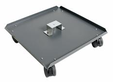 Rolluntersatz f. Schränke m. Abm. 500x500 mm (BxT)
