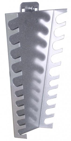 Schraubenschlüsselhalter senkrecht für 10 Schlüssel