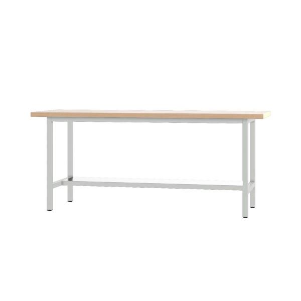 Werktisch Typ 31 WT 1/2 Ablageboden