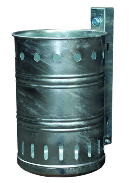 Rund-Abfallbehälter